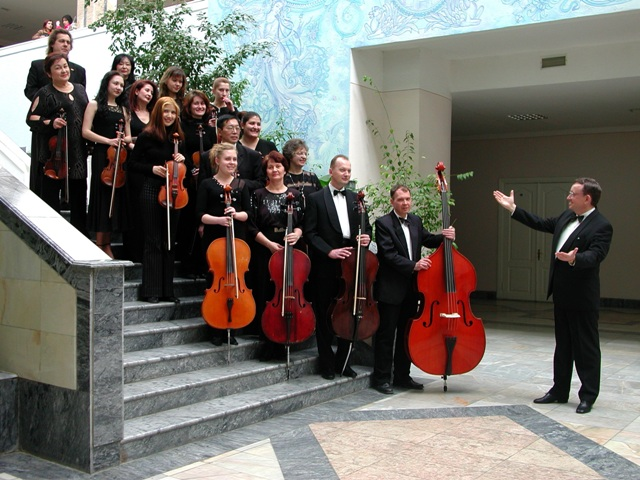 My Father Victor Medyulyanov and his Chamber Orchestra (2005)